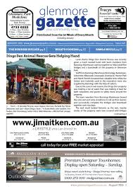 Glenmore Gazette August 2016 by Disrict Gazette issuu