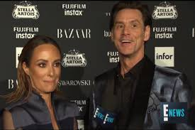 Carrey Gives Super Uncomfortable Interview at New York Fashion ...