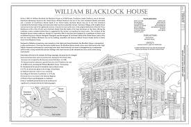William Blacklock House, 18 Bull Street, Charleston, Charleston County, SC  - Drawings from Survey HABS SC-109 | Library of Congress