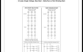 weg 12 lead motor wiring diagram wiring solutions weg motor wiring diagram single phase weg 12 lead motor wiring diagram inside fire pump help