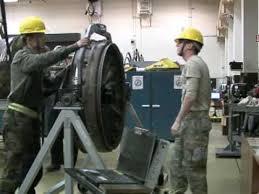misawa jet engine repair turbine engine mechanic