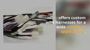 cable wiring harnesses consolidated electronic wire cable