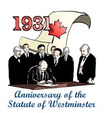 Anniversary of the Statute of Westminster: Calendar, History, Tweets ...
