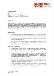 Graphic Design Job Description Resume Best Of Graphic Designer Job