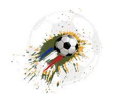 Soccer Graphic Design Football Graphic Design Football Splash Png Download 999