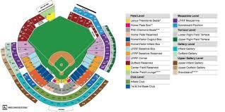 Nationals Park Concert Seating Chart Nationals Park Concert Seating Wajihome Co