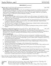 Sample Of Human Resource Resume Free Resumes Tips