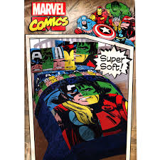 jay franco and sons 12440152 marvel comics classic avengers twin bed comforter com