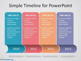 Timeline Slides In Powerpoint Download Free Timeline Template For Powerpoint Presentations With
