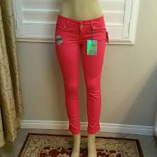Almost Famous Jeans Size Chart Nwy Almost Famous Pants Nwt