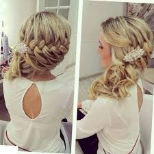 Coiffure Mariage Temoin Cheveux Mi Long