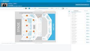 Cosmopolitan Las Vegas Seating Chart Re Incorrect Map On Site Page 12 Stubhub Community