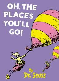 "Dr Seuss Oh The Places You Ll Go Quotes Interesting Quote By Dr Seuss ""So Be Sure When You Step Step With Care And Gr"""
