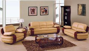 Leather Living Room Furniture Bedroom Extraordinary Inspirational Tan Leather Modest Living Room