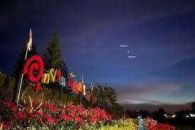 เพ ลา เพลิน บุรีรัมย์ ชวนชมดาว กับปรากฏการณ์ดาวพฤหัสบดี  และดาวเสาร์ใกล้กันที่สุดในรอบ 397 ปี สยามรัฐ