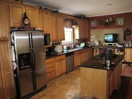 oak color cabinets. Exellent Cabinets Image Of Kitchen Paint Colors With Oak Cabinets Design And Color I