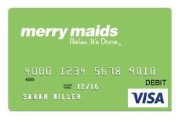 merry maids phoenix. Interesting Merry Gift Card For Merry Maids Phoenix I
