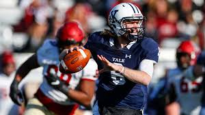 Princeton Football Depth Chart Kurt Rawlings 2020 Football Yale University