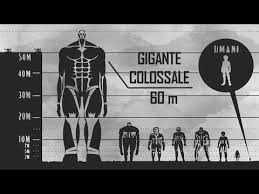 Videos Matching Fictional Giants And Titan Size Comparisons