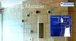 home and furniture best glass shower door cleaner in how to keep a glass shower door