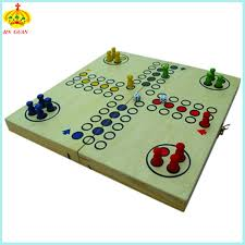 Wooden Ludo Board Game Foldable Wooden Ludo Board Game With Low Price For Promotion 100 5