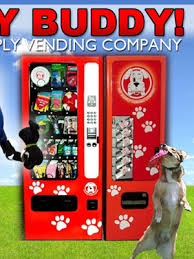 Dog Biscuit Vending Machine