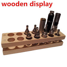 E Liquid Display Stand Wooden Display Rack Display Stand Showcase Wood Display Shelf 32