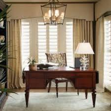 office drapes. Traditional Office Space With Olive Green Custom Drapery Drapes R