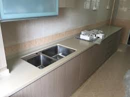 how to remove scratches on solid surface countertops