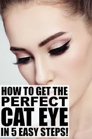 however you want to rock cat eye makeup whether you prefer a soft subtle
