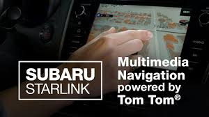 subaru neuheiten 2018. wonderful subaru subaru tomtom navigation system 2018 updated throughout subaru neuheiten 2018