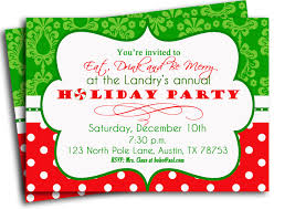 printable christmas invitations free printable christmas party invitation best party ideas