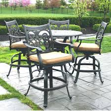 pub height patio table pub height outdoor chairs innovative counter height outdoor dining sets patio furniture