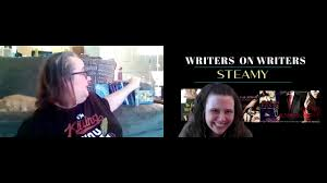 Writers on Writers - Danielle Bannister with Katherine Rhodes - YouTube