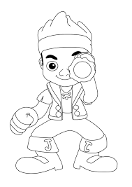 jake and the neverland pirates coloring pages to print 11751