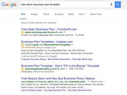Free Org Chart Maker Formswift Business Plans Hair And Beauty Alon Plan Ppt In The