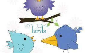 adrian and jana: bird illustrations