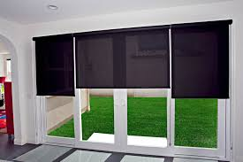 new patio door roller shades