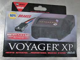 heavy hauler how to install a trailer brake controller the voyager xl is a proportional brake controller it is plug and play but