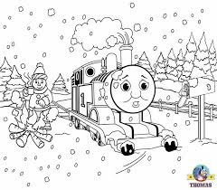 Christmas coloring pages for kids & adults to color in and celebrate all things christmas, from santa to snowmen to festive holiday scenes! Christmas Train Coloring Pages Printable