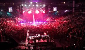 Garth Brooks Bridgestone Arena Seating Chart Garth Brooks Historic Run At Bridgestone The Nashville Bridge