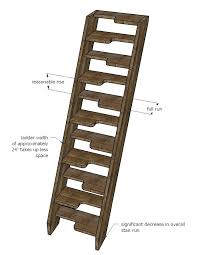 ship ladders configuration shown ships ladder design building regulations horizontal mount books sure step ships ladder