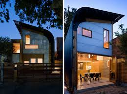 Australia Home Designs   Modern House Designs   Page Central Courtyard Home Design   Australian Eco House Architecture
