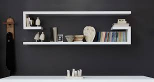 Small Picture Wall mounted shelf contemporary metal UPDOWN by Maurizio