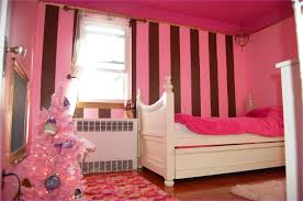 Pink And White Wallpaper For A Bedroom White Bunk Beds Girls Room Wallpaper House Pink And Sweet Teen