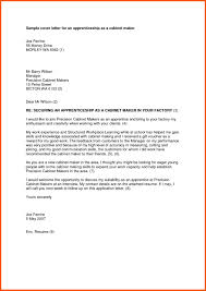 Cover Letter Examples Electrician