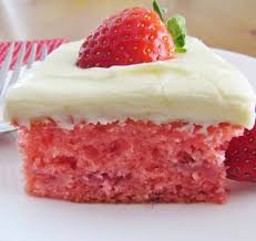 Easy Fresh Strawberry Cake The Country Cook