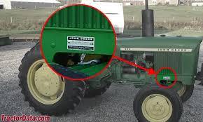 tractordata com john deere 820 tractor information John Deere 820 3 Cylinder Wiring Diagram photo of 820 serial number John Deere Ignition Wiring Diagram