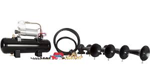 hornblasters conductor s special 228v train horn kit conductor s special 228v train horn kit photo