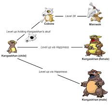 Kangaskhan Pokemon Go Evolution - 1023x955 Wallpaper - teahub.io